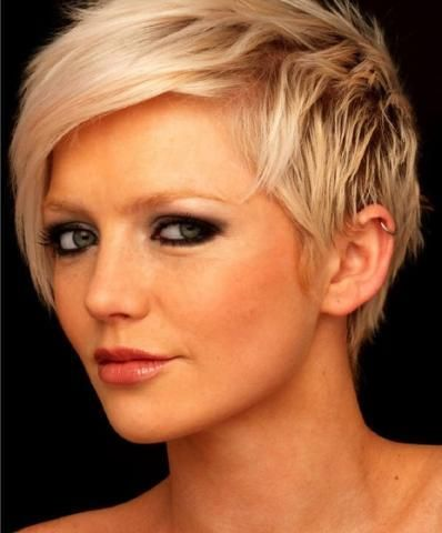 Schone Kurzhaarfrisuren Fur Madchen In 2019 Pixie Cuts