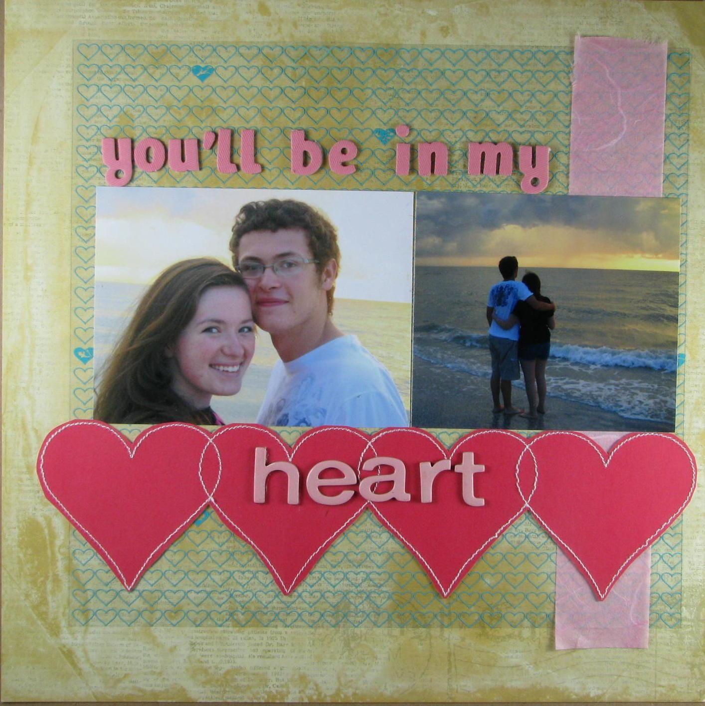 Valentine scrapbook ideas for him - Cute Valentines Ideas For Boyfriend Under 20 Scrapbooking Ideas For Boyfriend And Girlfriend