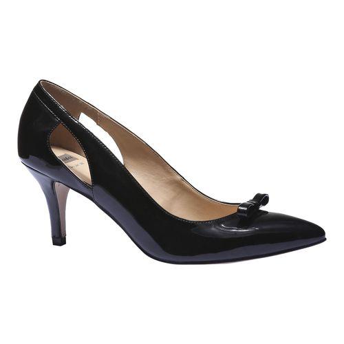 Shoe  bata, nero, 721-6561 - 13