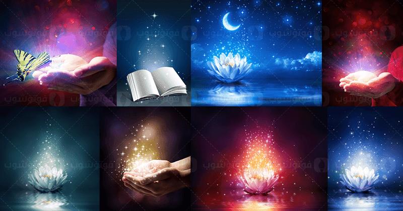 خلفيات رمضان للتصميم Wallpapers Ramadan تصاميم رمضان للفوتوشوب Wallpaper Ramadan