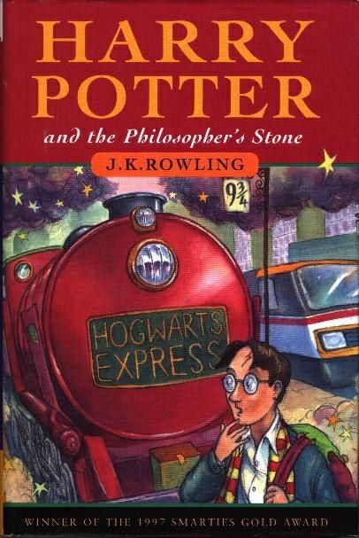 Harry Potter Book Year Released ~ Things that have changed since the first quot harry potter