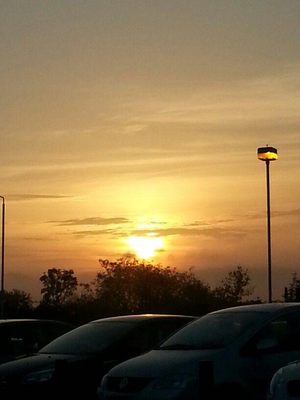 Sunsetting!