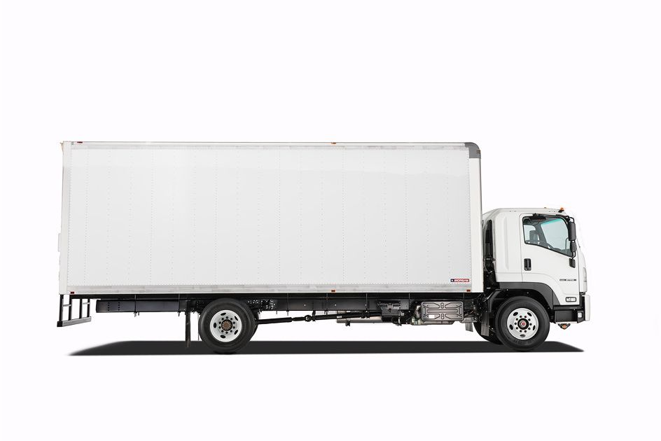 Isuzu Commercial Vehicles - Low Cab Forward Trucks