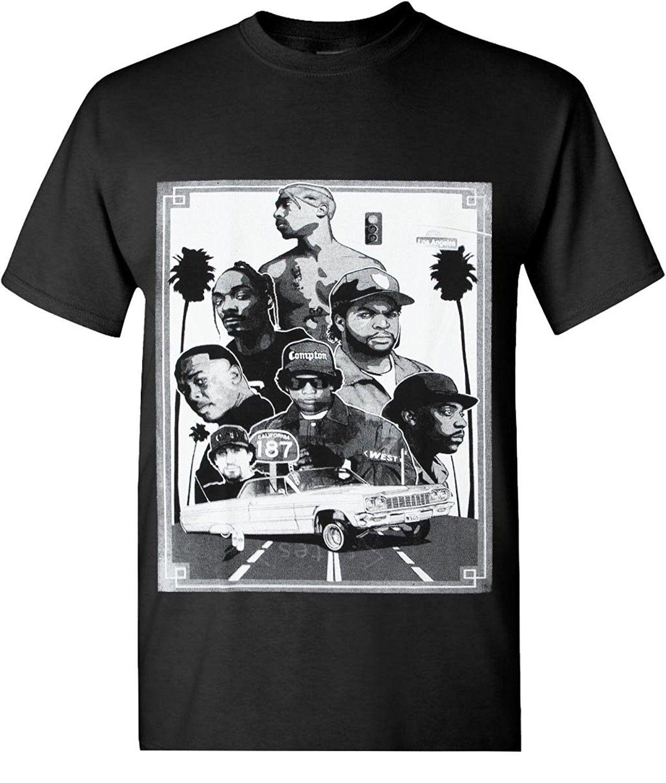 ff5983c1 Men's Clothing, Shirts, T-Shirts, Tupac SF RAPPERS Legends Hip Hop T-Shirts  Graphic 1GHP0026 - Black - CE17YDOA6ZA #fashion #Shirts #men #outfits # clothing ...