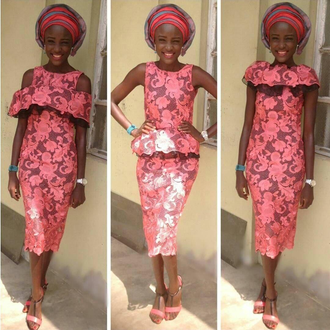 Fashionista Aso Ebi Fashion Style Ankara Styles Nigerian