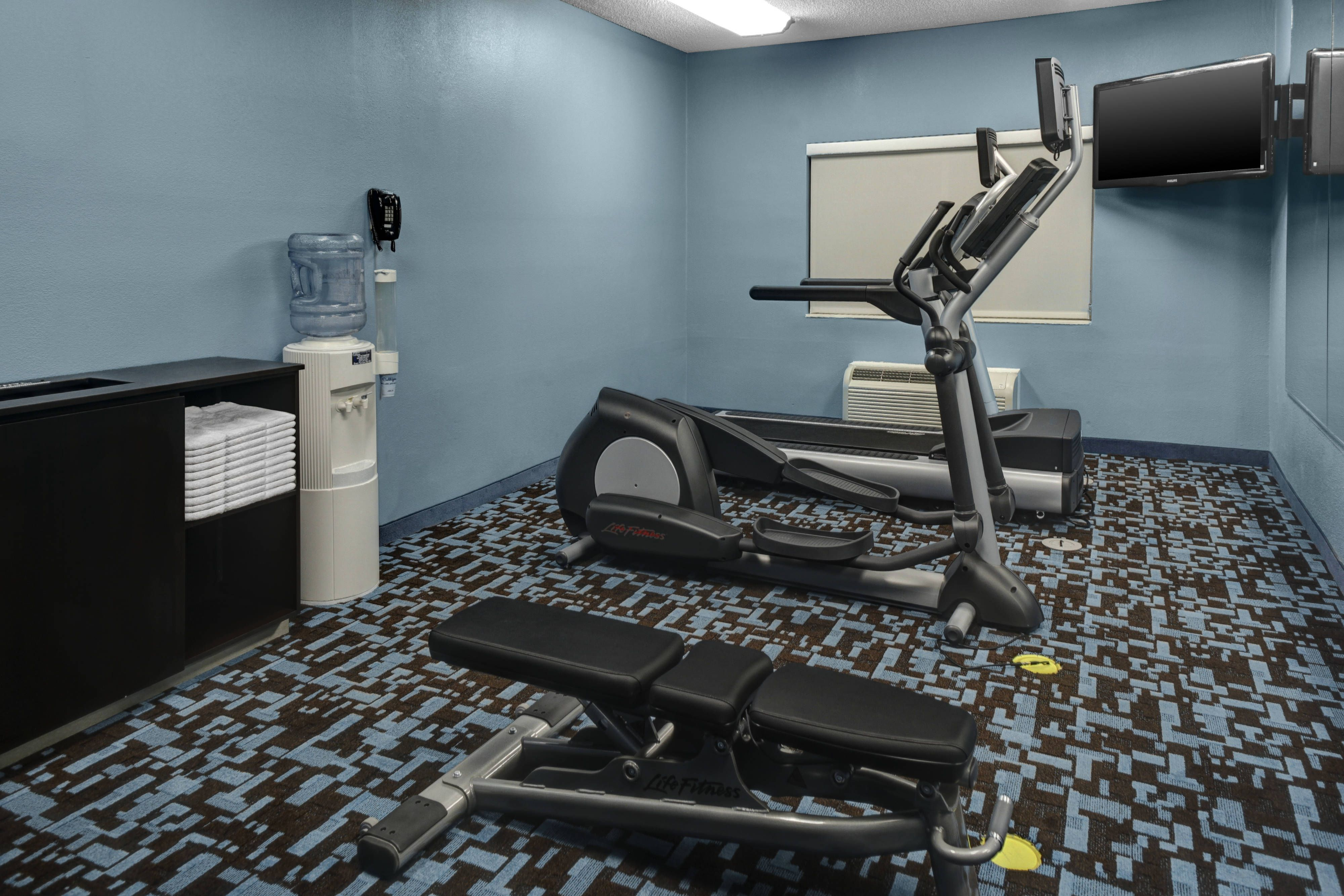 Fairfield Inn Dothan Fitness Center Visiting Happy Traveling