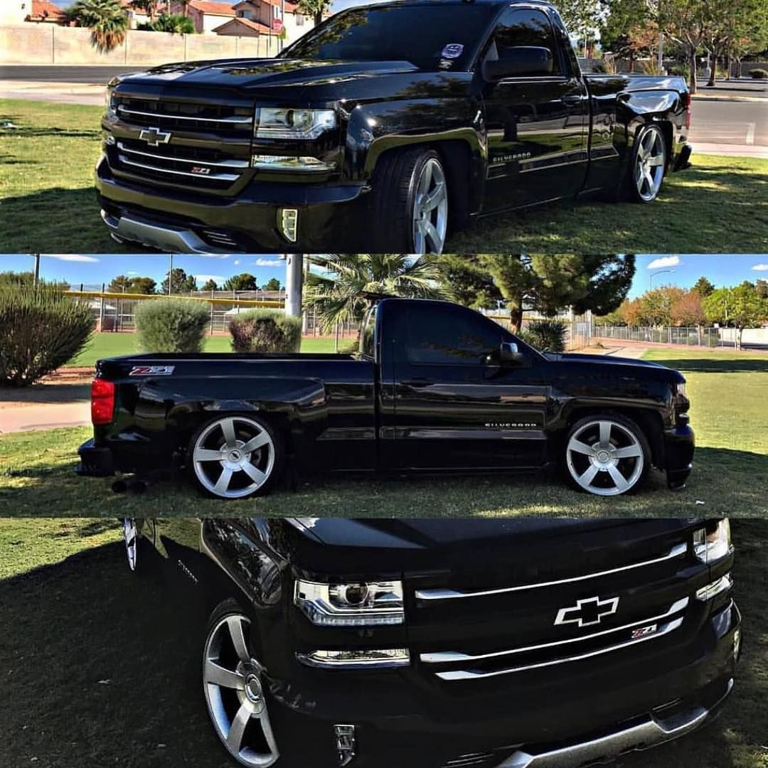 Image May Contain Car Sky And Outdoor Chevy Trucks Silverado