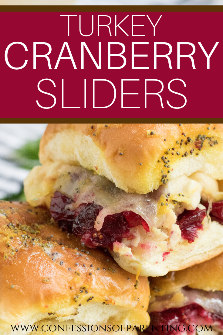 Photo of Truthahn Cranberry Sliders