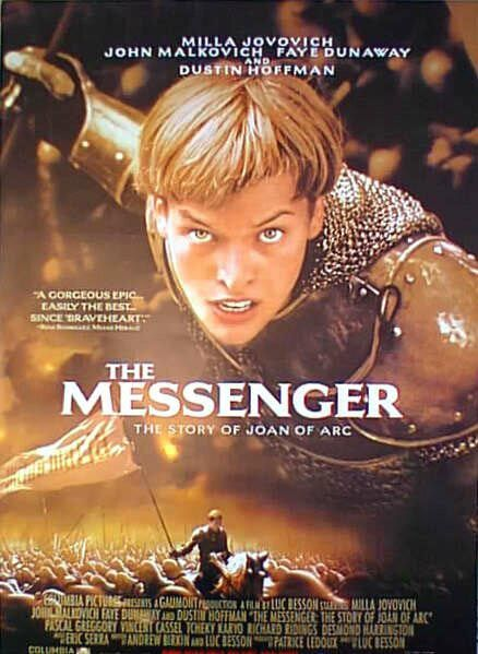 the messenger the story of joan of arc - Google Search   DVD & VCD