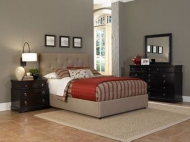Shop For Broyhill Sterlyn Upholstered Bed 1224 Sterlyn And Other Bedroom Beds At Kamin Furniture In Victoria T Broyhill Furniture Furniture Home Furnishings