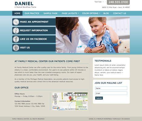 78+ images about Medical Websites on Pinterest | Medical center ...