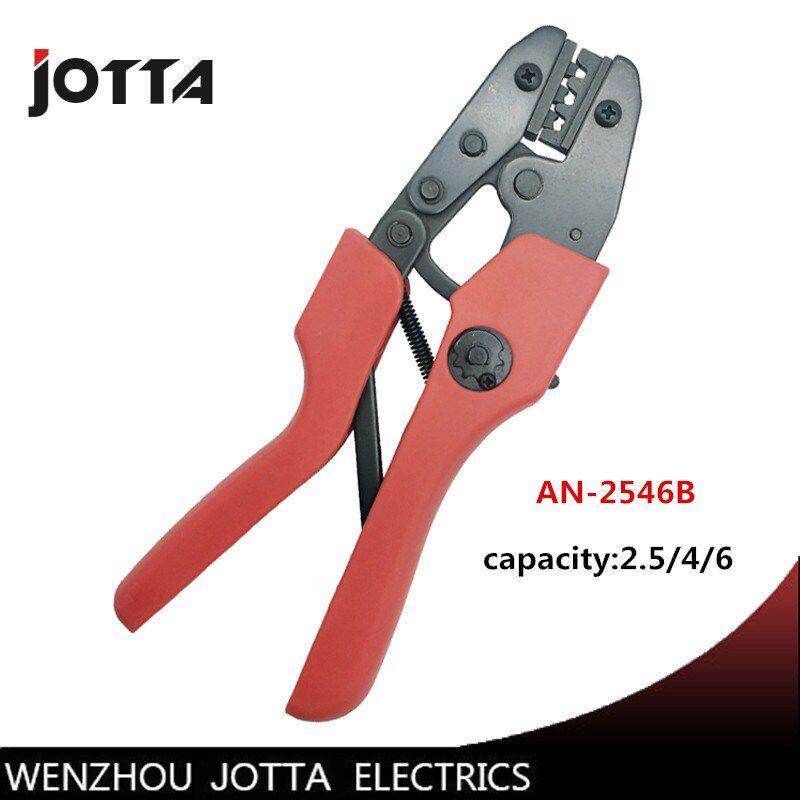 Titan Tools Wire Terminal Crimping Crimper Tool Ratcheting Ratchet Pliers Plier