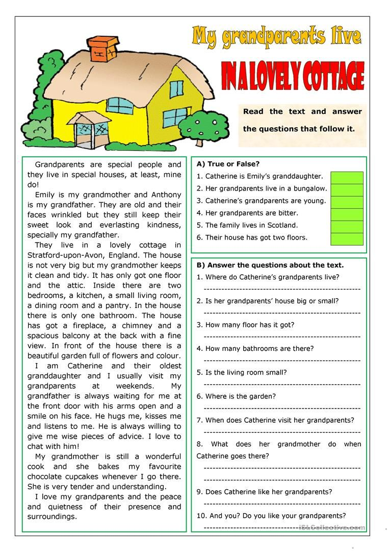125 free esl rooms in the house worksheets animales - Description of a living room essay ...