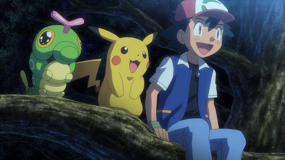 《劇場版 精靈寶可夢 就決定是你了!》11 月在臺上映 將同步推出中,表示比預期的時間或決定好的時間還要慢一點,日文版本《Pokémon the Movie 20: I Choose You ...