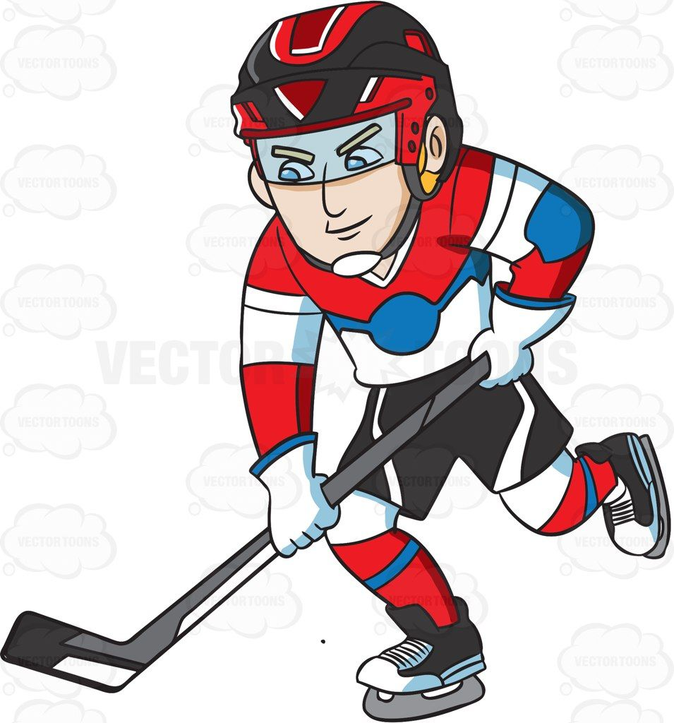 A Hockey Player Practicing Before A Game Hockey Players Grays Hockey Sticks Hockey