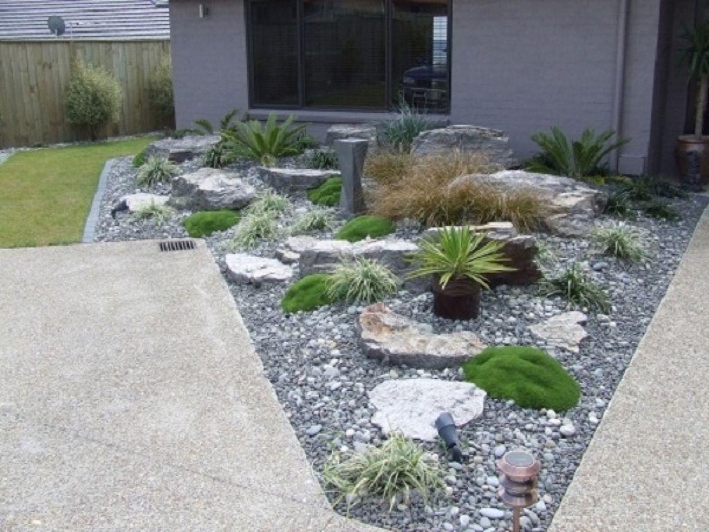 Rock Garden Ideas To Make Your Backyard Beautiful Https Homegardenmagz 50 Wonderful Modern
