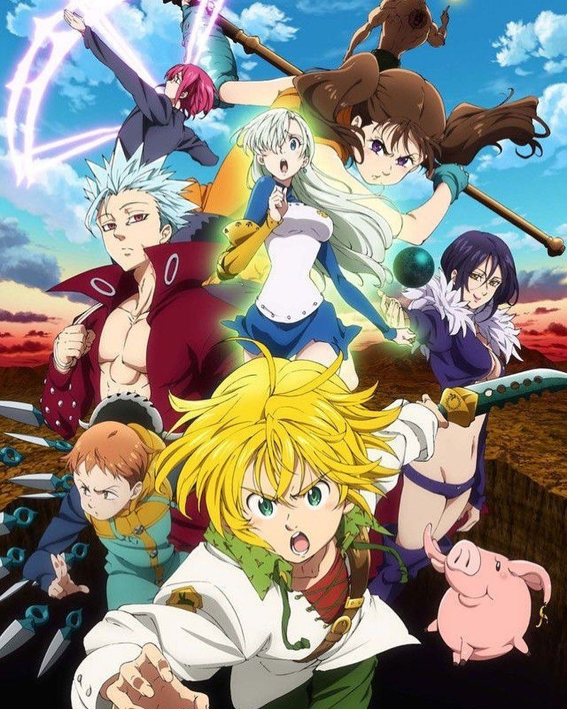 126 Aprecieri 7 Comentarii G L O X I N I A Nanatzu No Taizai Pe Instagram Melio In 2020 Seven Deadly Sins Anime Seven Deadly Sins Seven Deady Sins The meaning literally means no, not yet, but varies in similarity, with meanings that include you still have a long way to go, not good enough or still no good, and it's not over yet. pinterest