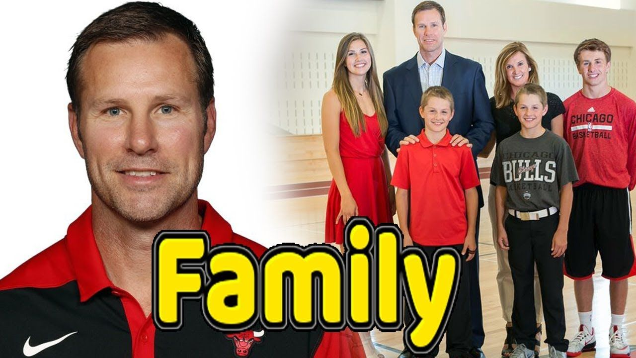Fred Hoiberg Family Photos With Daughter Son And Wife Carol Hoiberg 2018 Sports Gallery Famous Sports Wife And Girlfriend