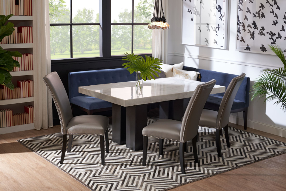 Marble Dining Table, Value City Dining Room Sets
