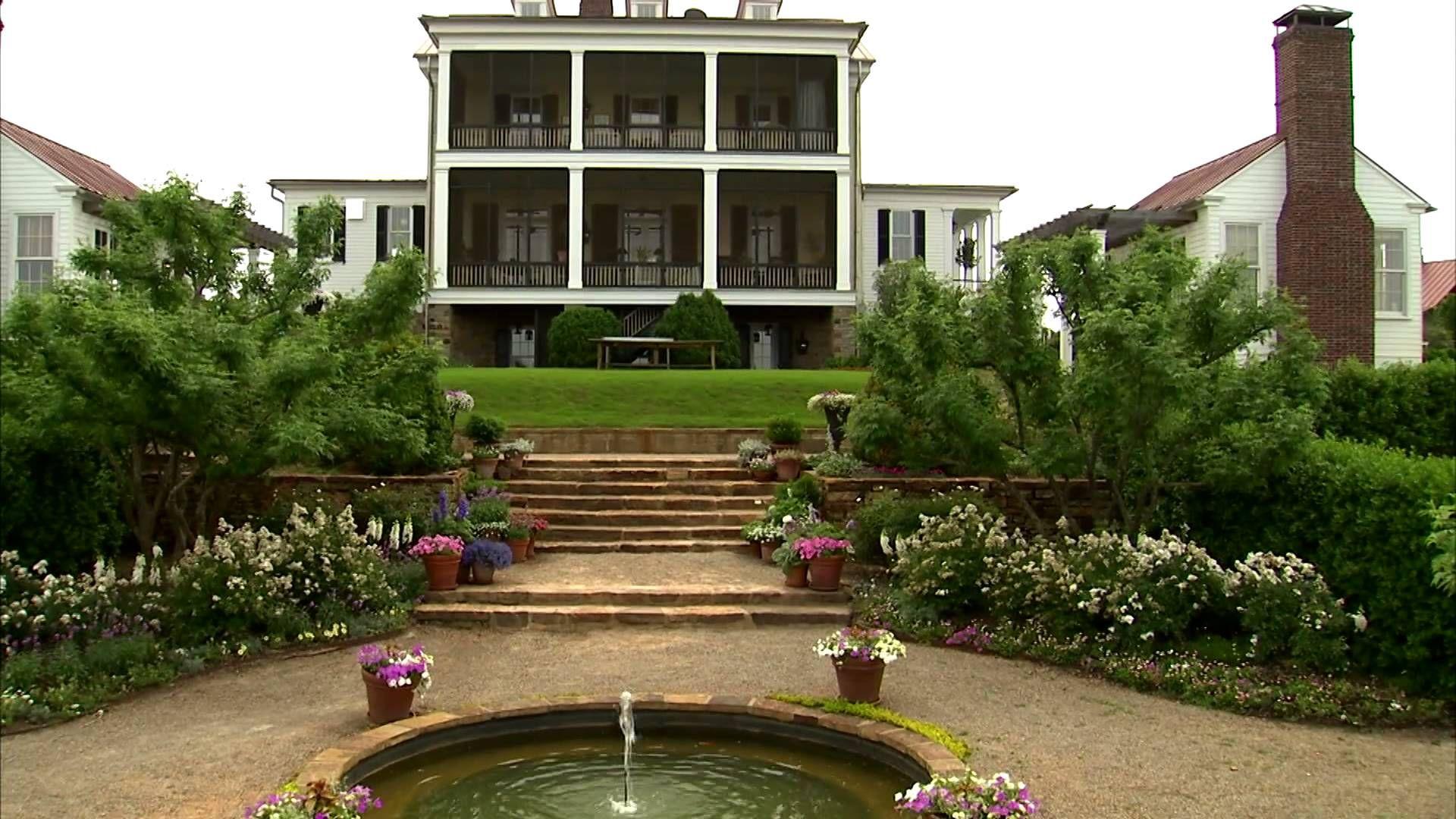 A tour of P Allen Smiths Garden Home  The Garden Home