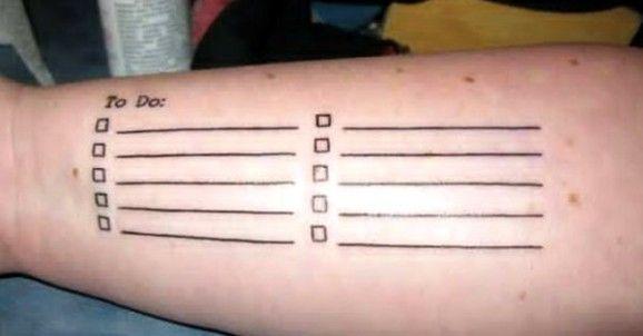 8 Fun Funny Functional Tattoos Tattoos Latest Tattoos Weird