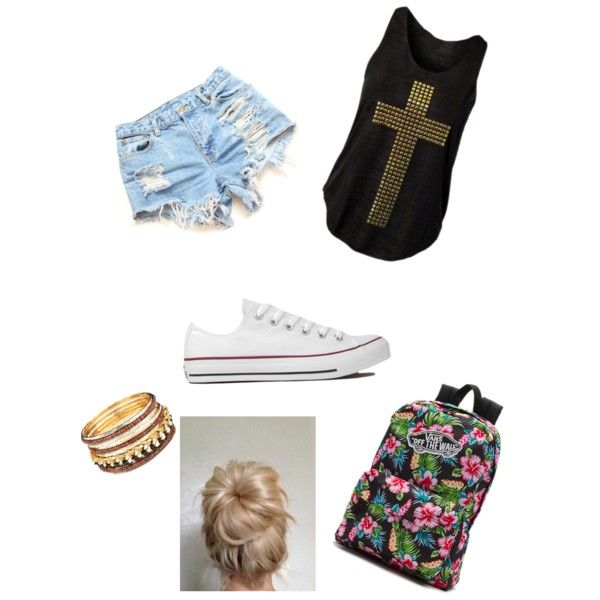Skateboarding by be-you-tiful1290 on Polyvore featuring polyvore, fashion, style, Converse and Vans
