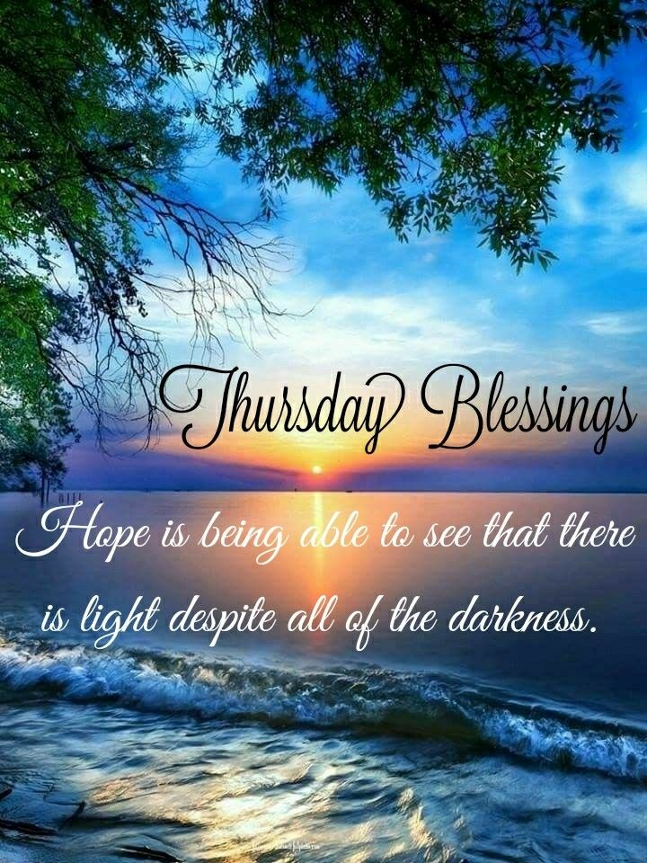 Thursday Blessings Happy Thursday Morning Good Morning Thursday Thursday Morning Quotes