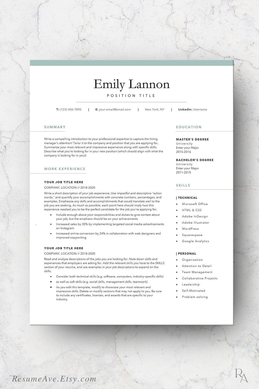 sorority resume template google docs