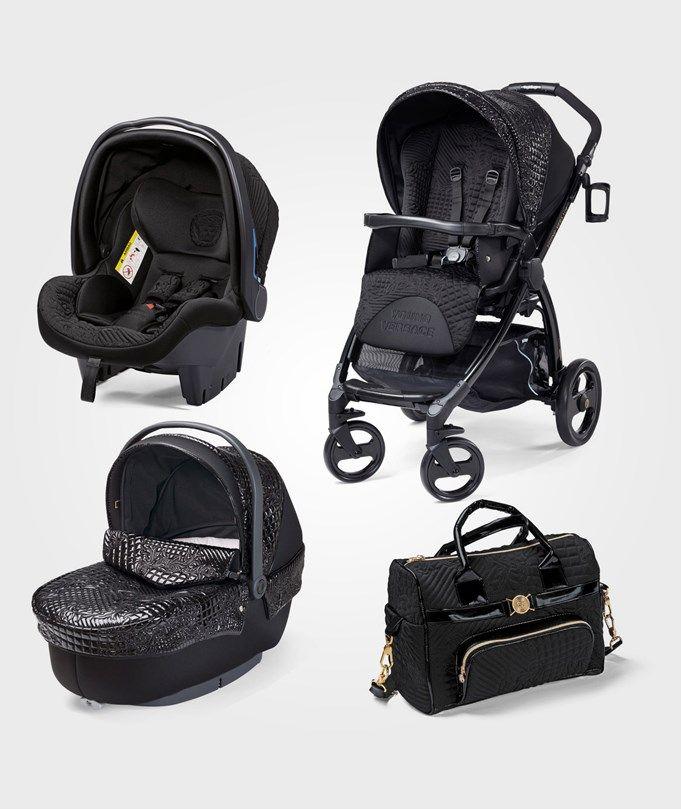 Versace Stroller Black Baby Baby Strollers Baby Shop Baby Girl