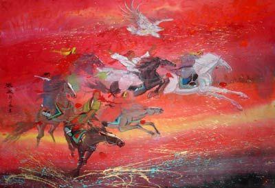 Ming Fu at Asian Adobe | Santa Fe, New Mexico