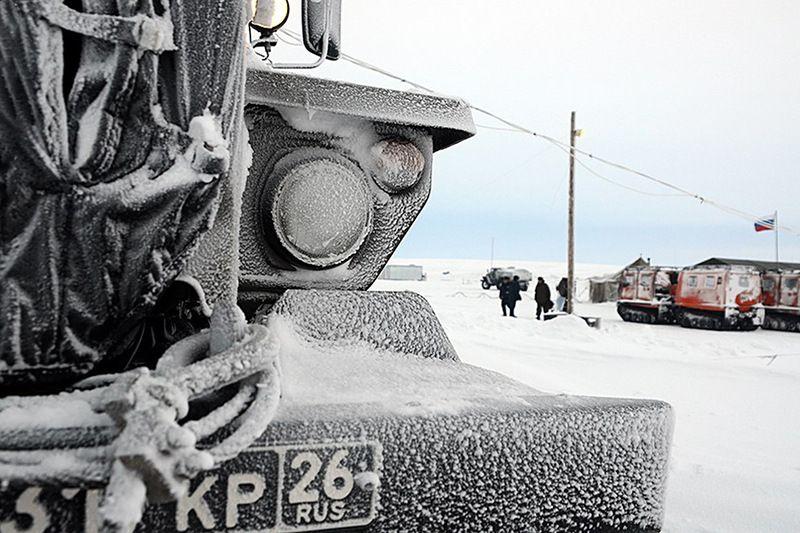 Disso Voce Sabia?: Nova 'Guerra Fria' começa a despontar no Ártico