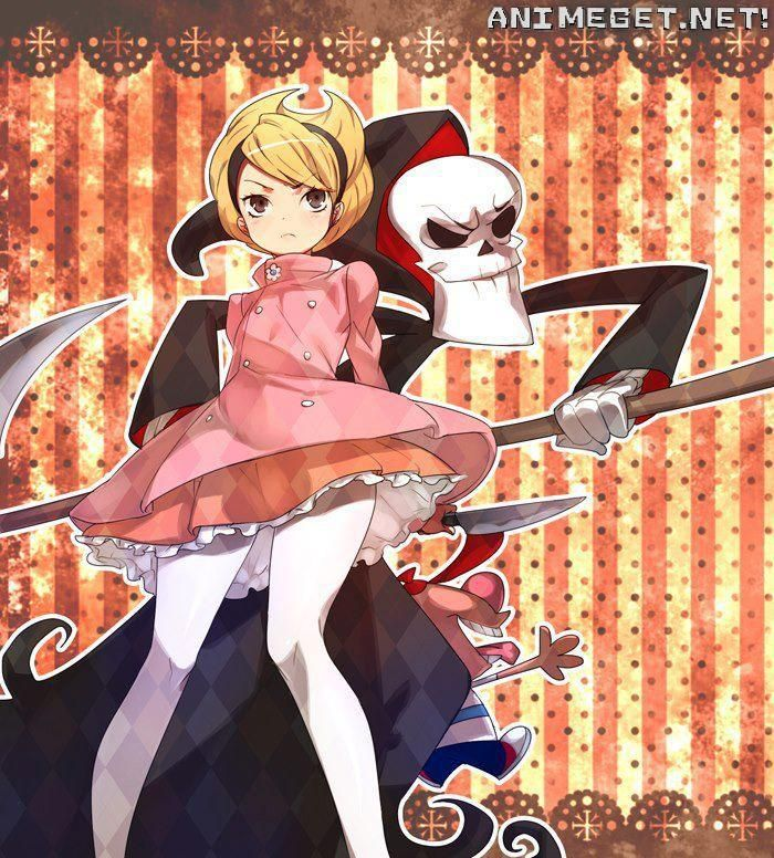 Grim Adventures of Billy and Mandy anime style Anime vs