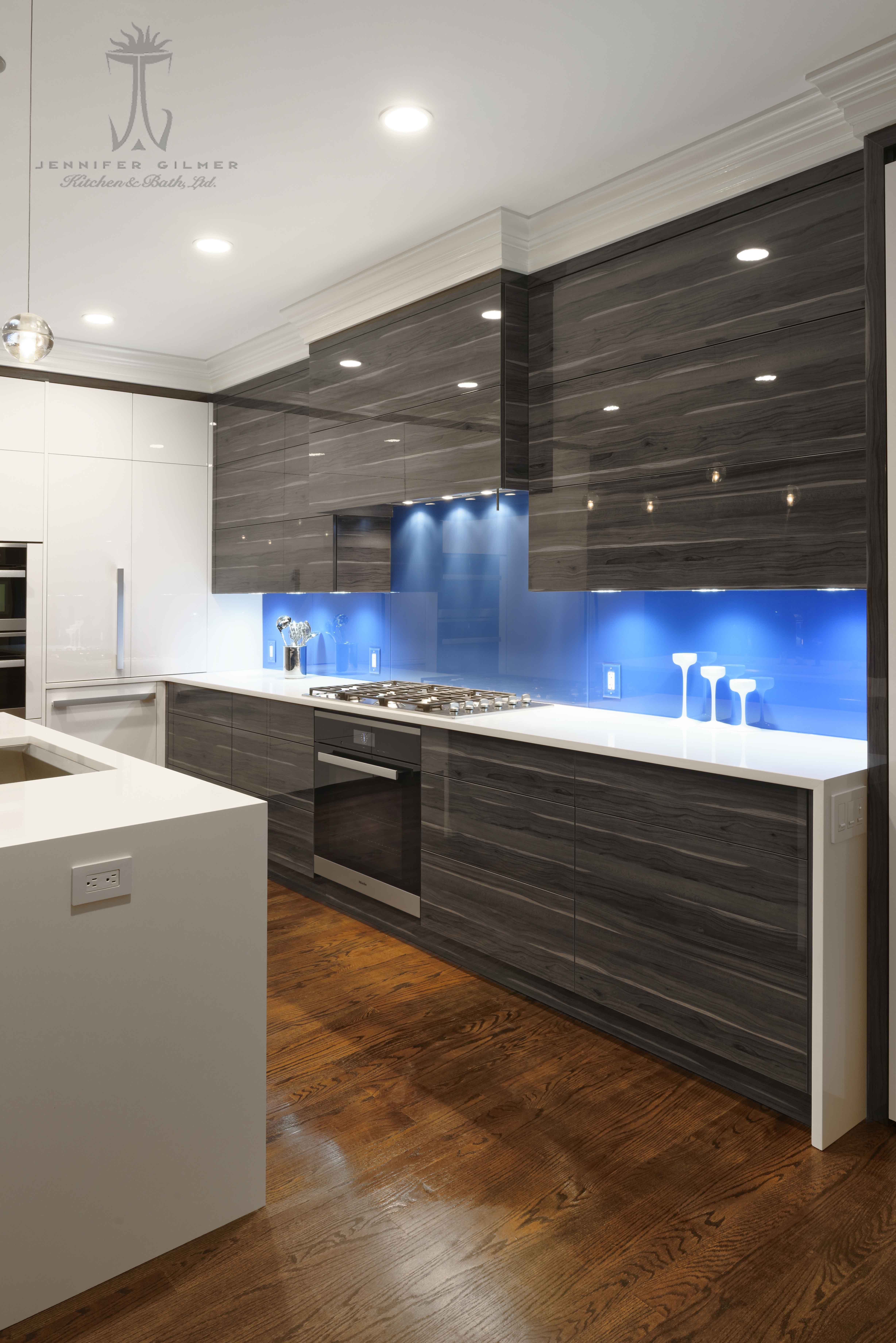 Kitchen in Bethesda Maryland designed by