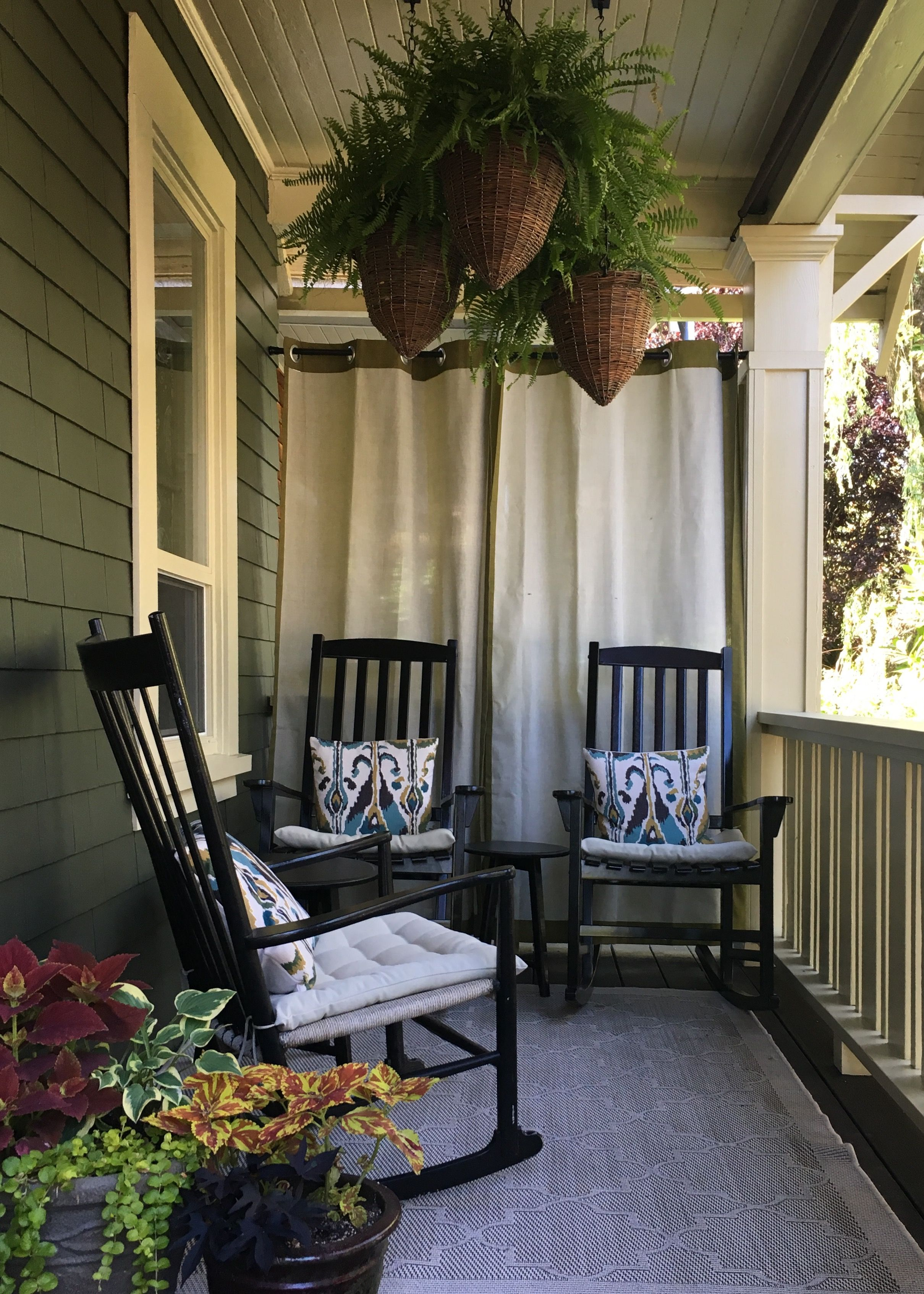 front furniture astonishing with on brown rocking saddle porch and backrest wicker stained wooden chairs todetop