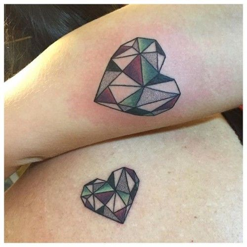 41f5b6f70 40+ Mother Daughter Tattoo Ideas to Express the Beauty of Your Bond in a  Stylish Way ⋆ BrassLook