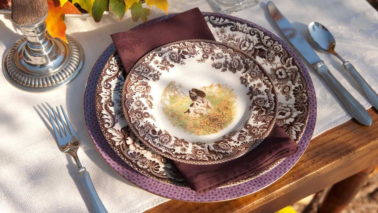 How To Set a Stunning Table | China patterns, China and Flats