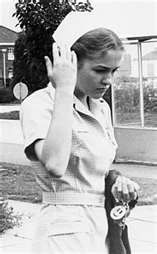 This is how my nurses uniform looked in the early 1970s!
