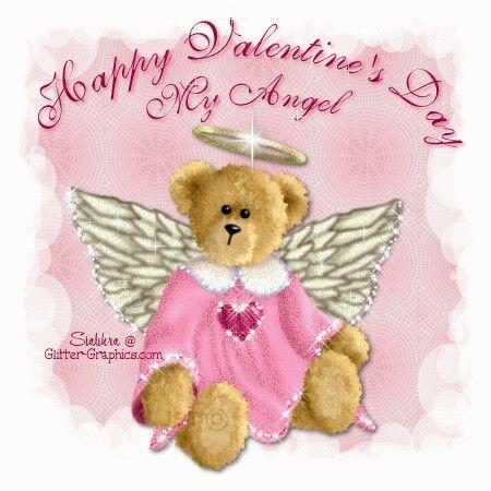 Teddy angel