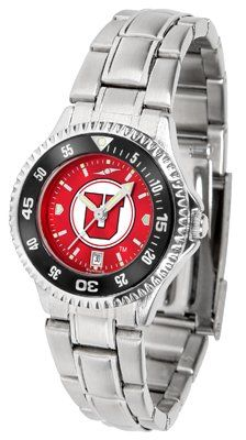 Utah Utes- University Of Competitor Anochrome - Steel Band W/ Colored Bezel - Ladies - Women's College Watches by Sports Memorabilia. $87.08. Makes a Great Gift!. Utah Utes- University Of Competitor Anochrome - Steel Band W/ Colored Bezel - Ladies
