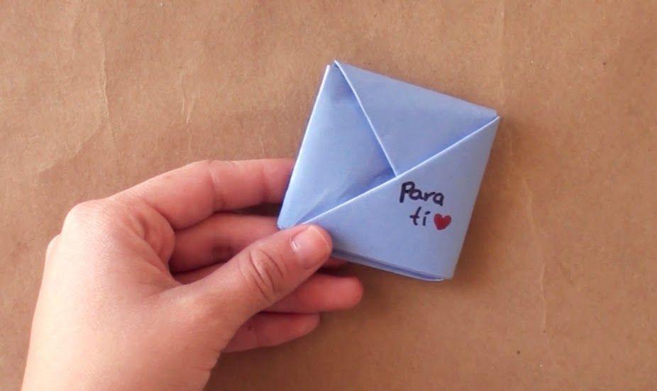24 Manualidades Para Tu Novio O Novia Que Le Encantarán Manualidades Para Mi Novio Cartas Para Novio Doblar Cartas
