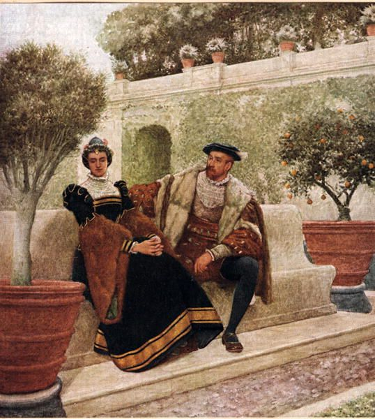 merchant of venice gratiano love
