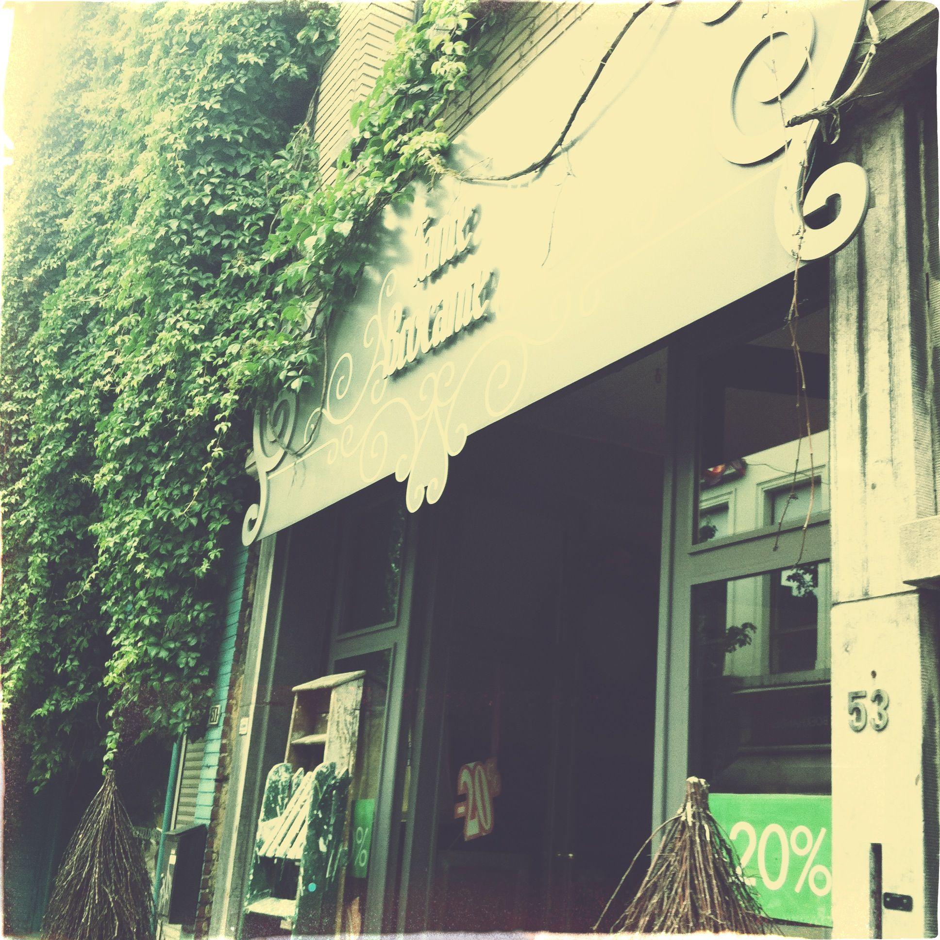 Tante Brocante-Shop Antwerp