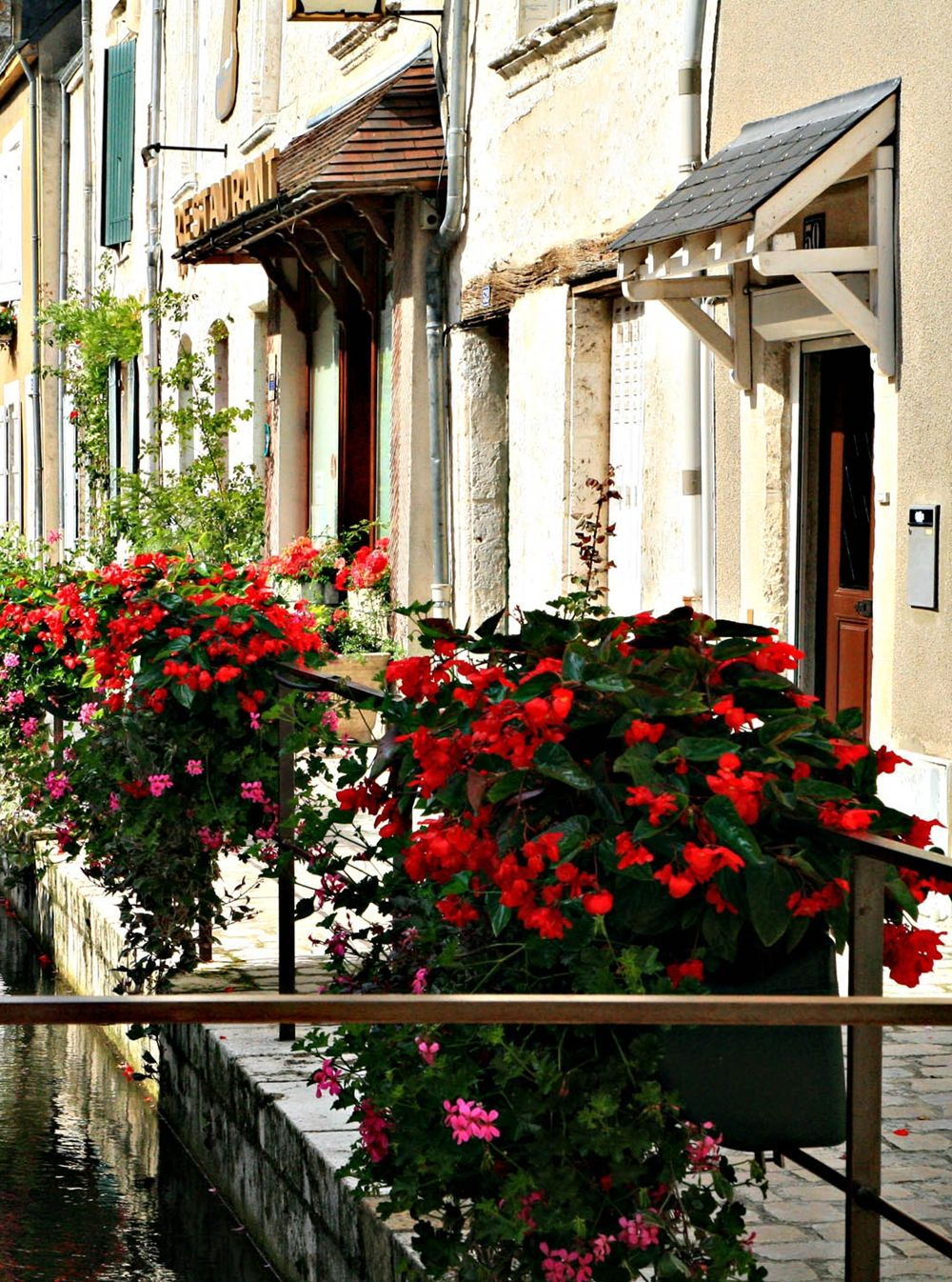 Beaugency, Centre