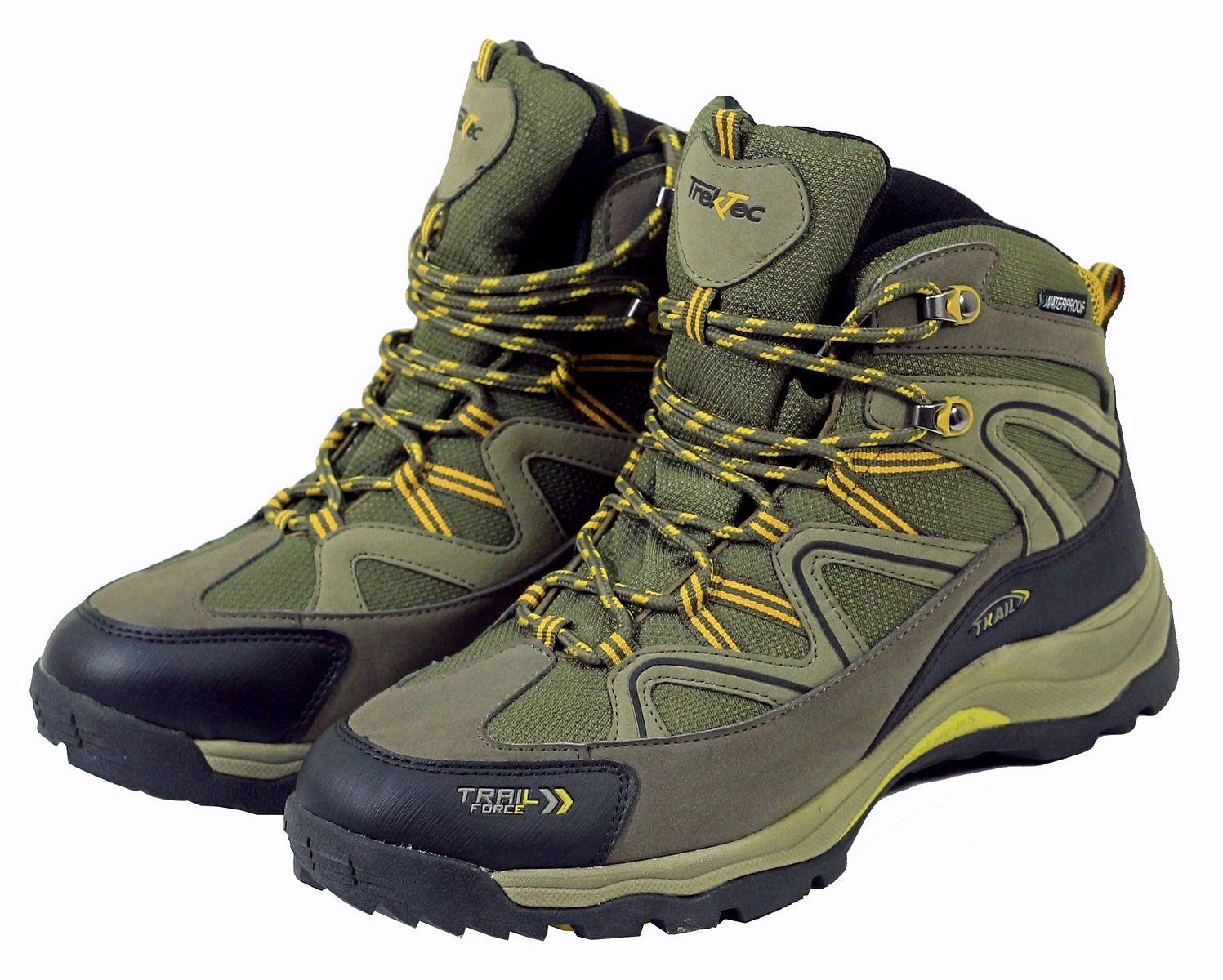 a5491dc6f54c Ботинки Trail Force бренд  TrekTec Military Fashion