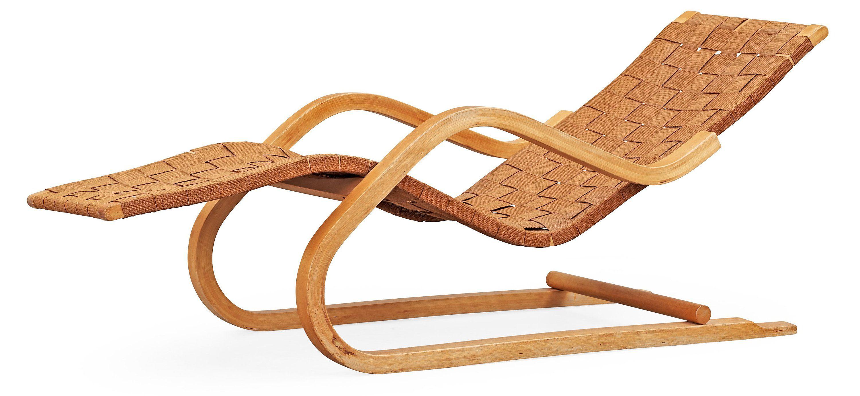 Alvar Aalto Chaise 39