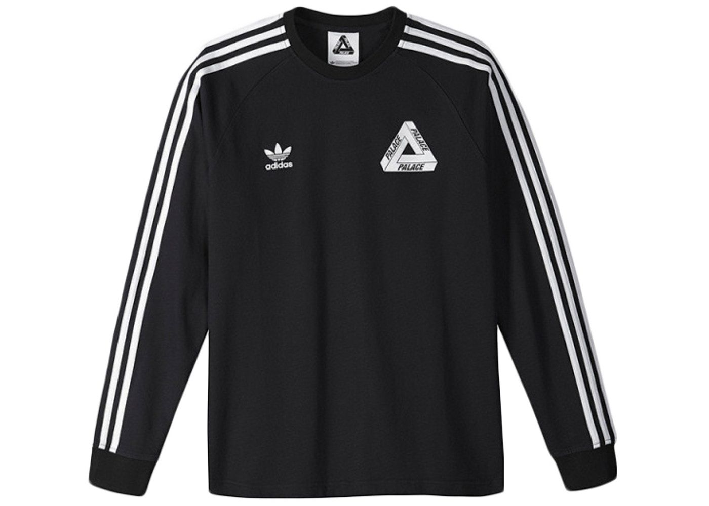 f8663594d5 Palace Adidas X Palace long sleeve T-shirt | streetwear fashion | Adidas,  Adidas long sleeve shirt, Adidas shirt
