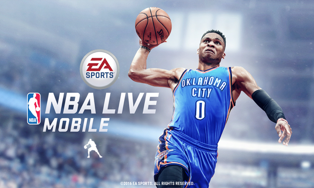 NBA LIVE Mobile Basketball in your pocket (Review) Nba