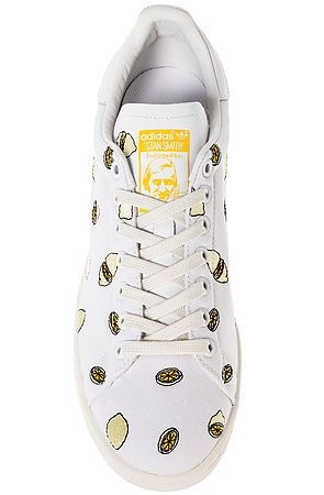 sneakers for cheap d2749 64402 The LIMITED EDITION Stan Smith Lemons Sneakers in White