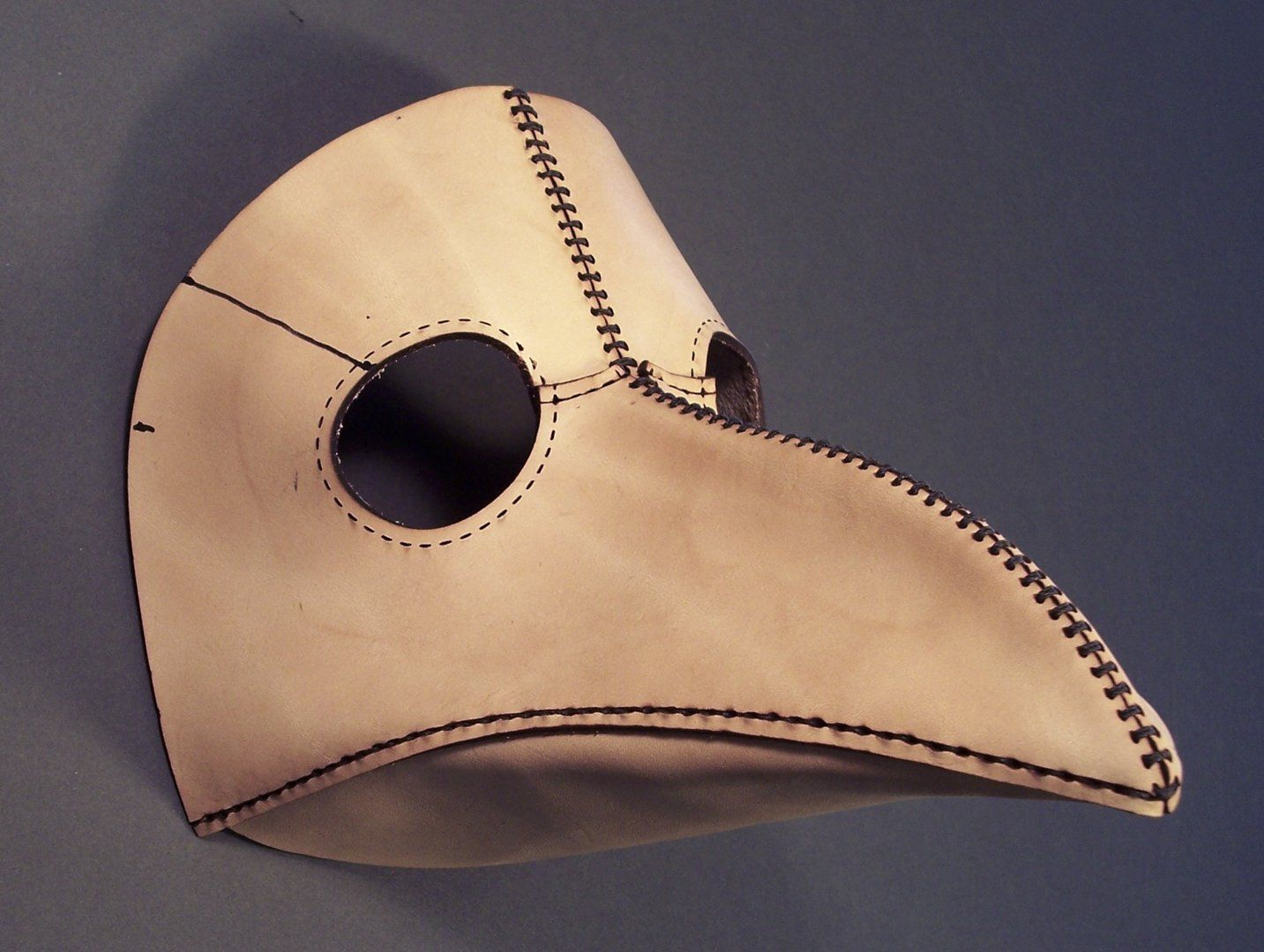 Plague Doctor Mask Steampunk for Adult Plague Doctor Mask Leather