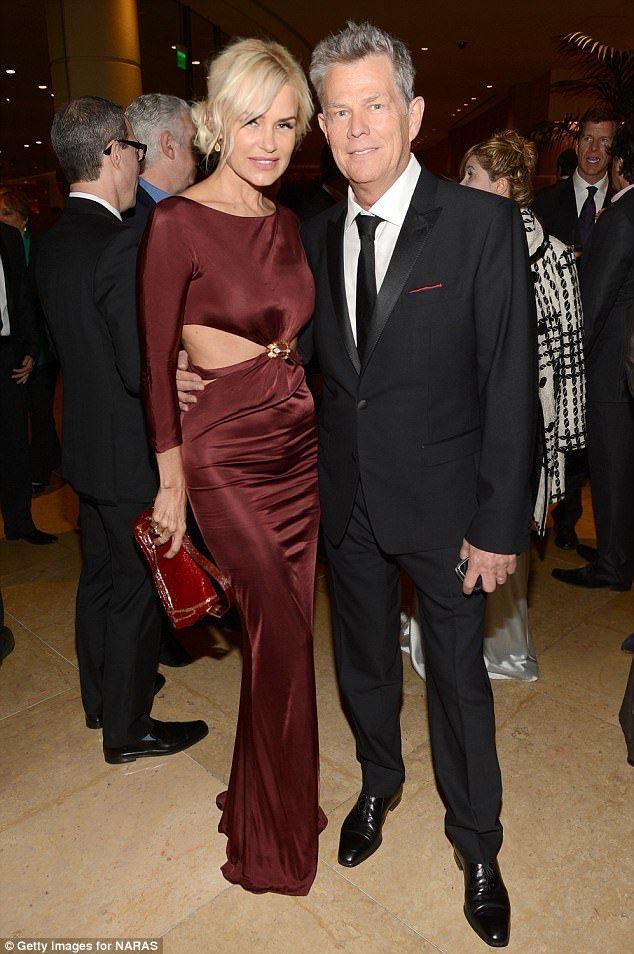 Christie Brinkley S Dinner Date With Yolanda Hadid S Ex David Foster Fashion Fashion Yolanda Foster Christie Brinkley